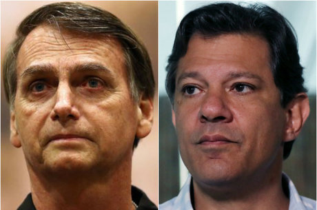 Candidatos disputam o segundo turno neste domingo