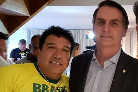 """Existe campo para ele"", disse Bolsonaro sobre Malta"