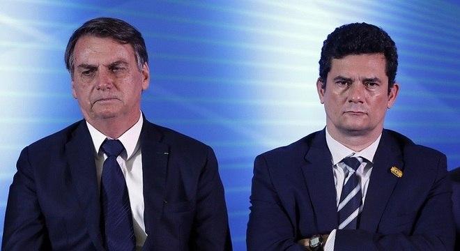Bolsonaro afirma que Moro será indicado para próxima vaga no STF