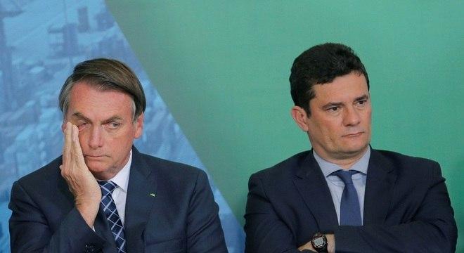 Bolsonaro decidiu trocar o comando da Polícia Federal