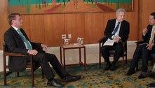 'Sei bem meu lugar', diz Bolsonaro sobre intervir no STF