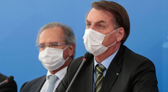 Encontro entre Guedes e Bolsonaro ocorre três dias após demissão de Moro