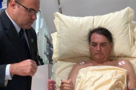 Bolsonaro operou no dia 28 de janeiro de 2019