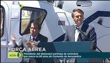 'Vocês vão perder', diz Bolsonaro sobre críticos ao seu governo