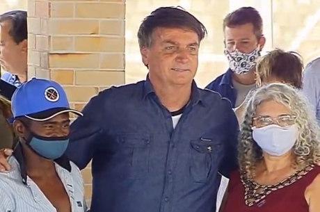 Em Mossoró, Bolsonaro agradece apoio de parlamentares - Notícias ...