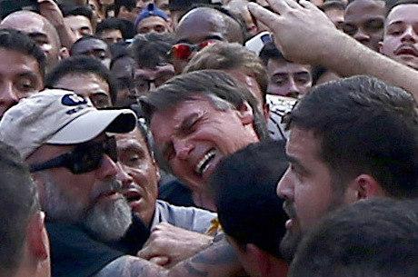 Bolsonaro esfaqueado em Juiz de Fora (MG)
