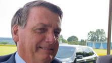 'Seja feliz, tudo acaba um dia', diz Bolsonaro em recado a Maia