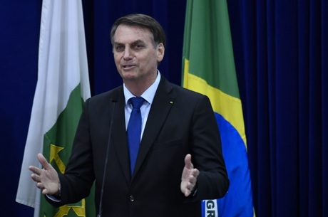 O presidente Bolsonaro falou com garimpeiros