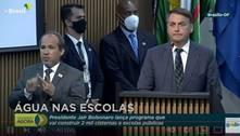 Bolsonaro mantém ataque ao TSE e fala em fraude em 2022