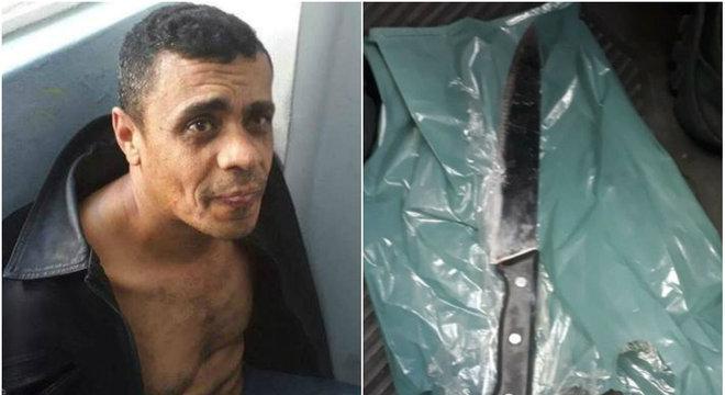 Adelio de Oliveira está preso na sede da PF em Juiz de Fora
