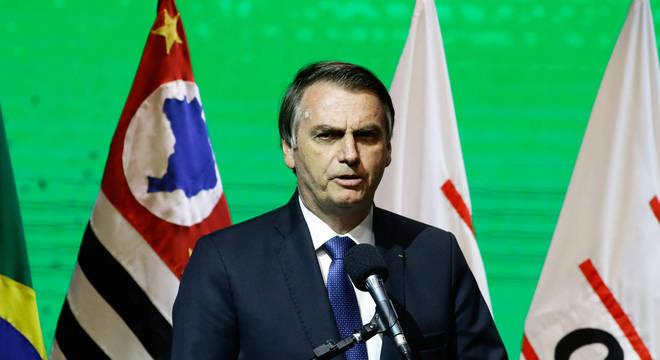 Presidente falou para uma plateia de empresários em São Paulo