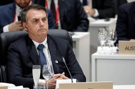 Presidente na cúpula do G20 em 2019. Sessão será virtual em 2020