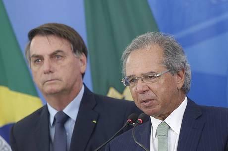 Tema pode criar batalha entre Bolsonaro e Guedes