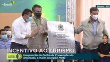 Bolsonaro volta a Manaus após crise na saúde e elogia Pazuello