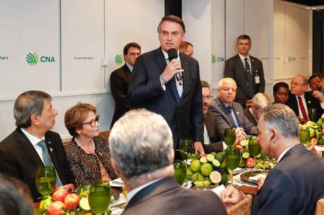Bolsonaro destacou importância dos países árabes