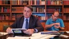 As coisas mudam, diz Bolsonaro, chamado de fascista por Nogueira