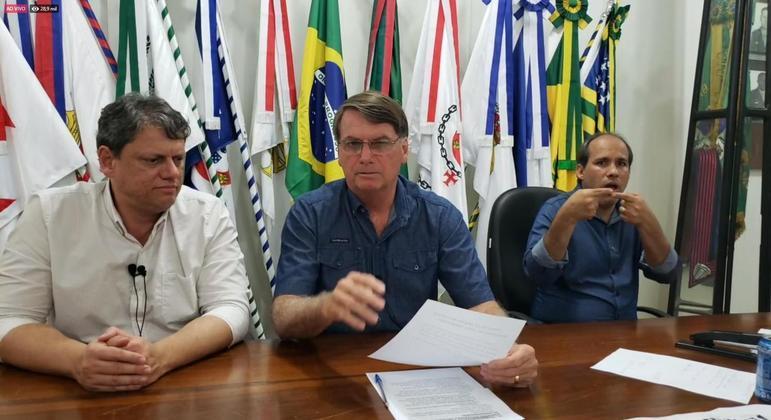 "Bolsonaro já havia chamado CPI de ""vexame"" na semana passada"