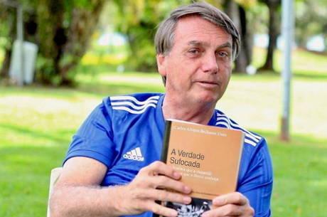 Bolsonaro repetiu que não confia na urna eletrônica