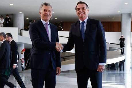 Pareceria entre Brasil e Argentina elogiada por Macri