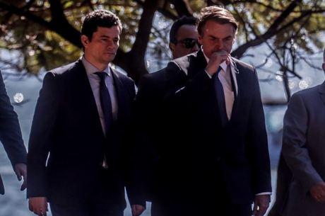 Moro e Bolsonaro têm 2º encontro após vazamento