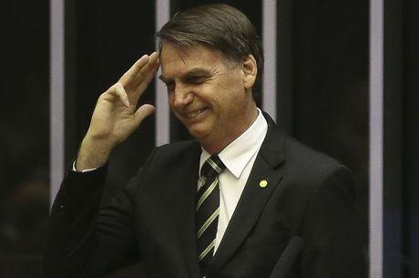 Bolsonaro foi eleito para presidir o Brasil até 2022