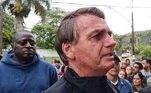 Bolsonaro: 'Missão de Deus. Ninguém me tira na canetada'VEJA MAIS