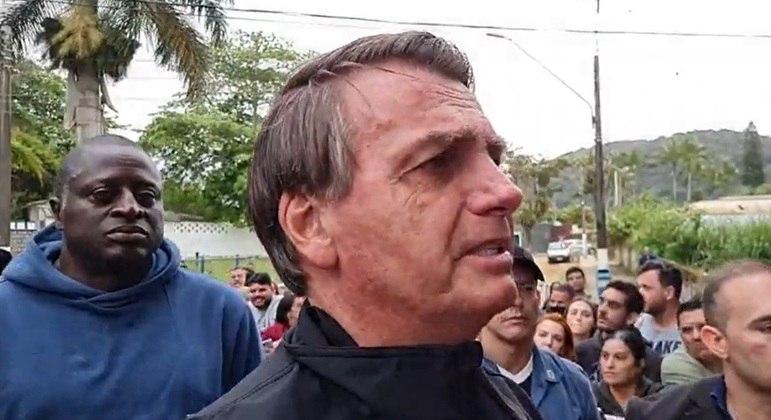 Presidente passa o feriado prolongado em São Paulo