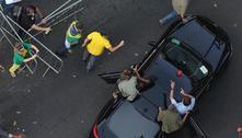 Bolsonaro critica TSE, Alexandre Moraes e diz que 'o povo acordou'