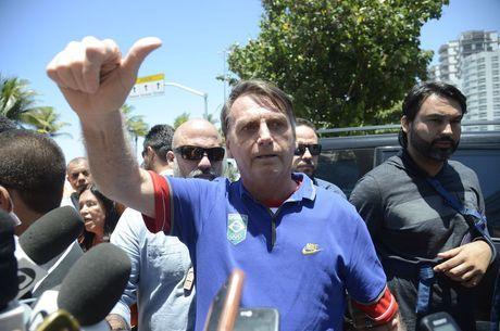 confiança em Bolsonaro é a maior da história