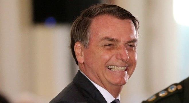 Bolsonaro mandou recado a premier alemã Angela MErkel