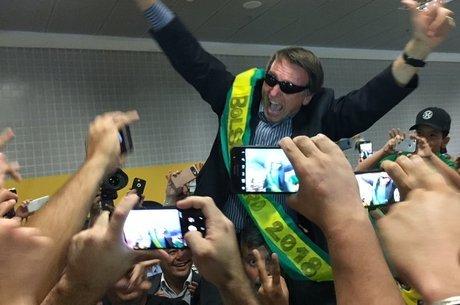 """Bolsonaro: """"Aqui não tem mortadela, aqui tem ovo"""""""
