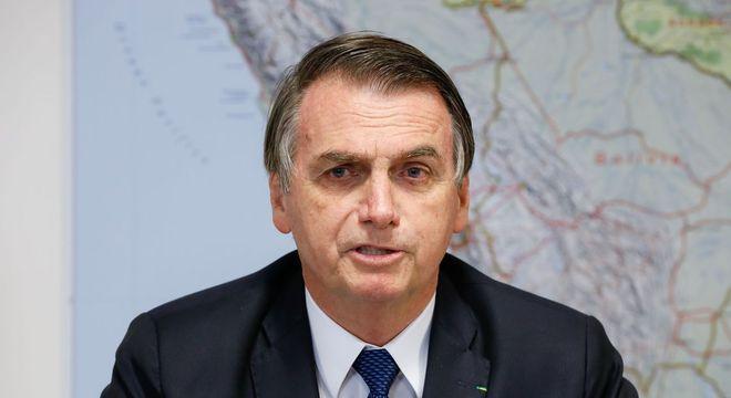 Bolsonaro reafirmou importância de aprovar reforma da Previdência