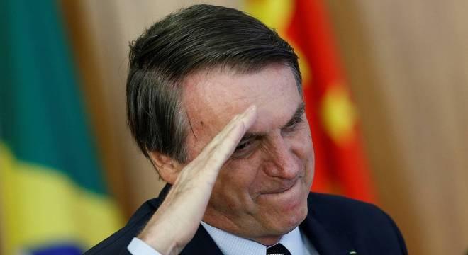 Partido criado por Bolsonaro é lançado com a promessa de combater comunismo