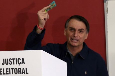 Bolsonaro evitou cravar indicação de eventual governo