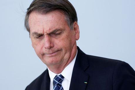 """""""O Brasil todo está sem dinheiro"""", afirmou Bolsonaro"""