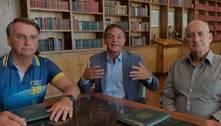 Bolsonaro recebe relatório da PEC que vai viabilizar novo auxílio