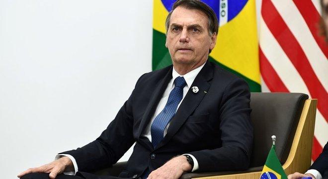 'O que cada brasileiro bota para fora de gás carbônico, o alemão é quatro vezes mais', afirmou Bolsonaro em cúpula no Japão