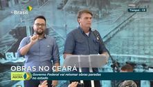 No 'aniversário da pandemia', Bolsonaro critica lockdowns