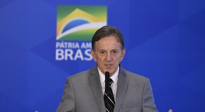 Floriano Peixoto, ex-ministro da Secretaria-Geral da Presidência