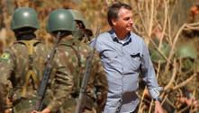 Bolsonaro mandou cancelar desfile de 7 de setembro, diz Braga Netto