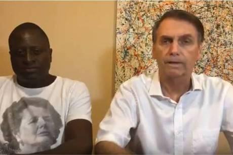 """Bolsonaro faz apelo por """"voto útil""""para vencer no 1º turno"""