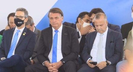 Governador Zema acompanhou a cerimônia