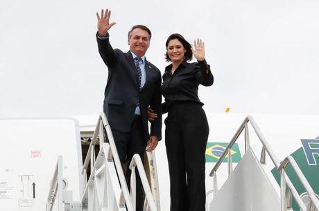 Bolsonaro e equipe que foi aos EUA farão teste para coronavírus