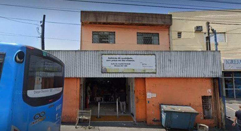Bom Prato da região do Grajaú é fechado para reforma e moradores se mobilizam