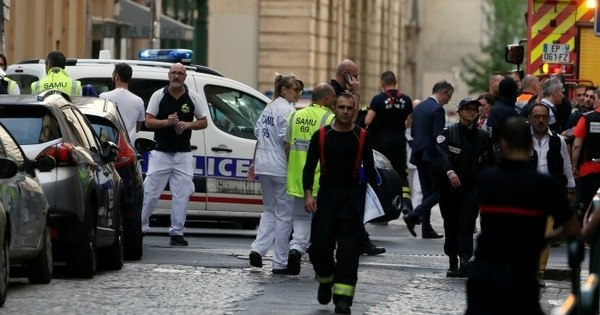 Lyon: polícia francesa procura suspeito de ataque com bomba