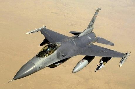 Ataques foram realizados por caças F-16