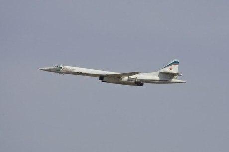 Bombardeiros Tu-160 foram mandados ao Alasca