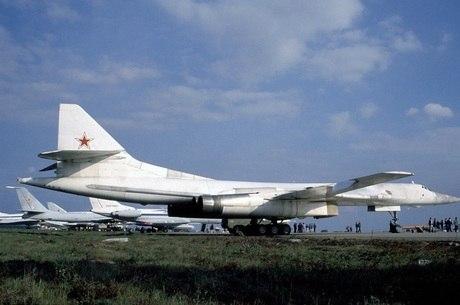 Bombardeiros russos foram enviados à Venezuela