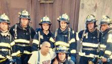 Bombeiro conta como foi resgatar animais de estimação no 11/9