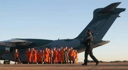 Militares vão atuar em ajuda humanitária no Haiti